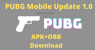 PUBG Mobile Update V1.0  APK Download