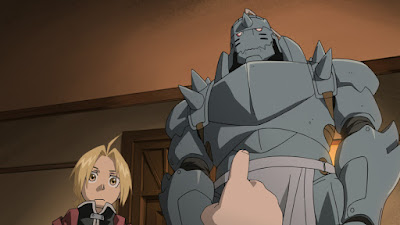 Full Metal Alchemist: Brotherhood Review