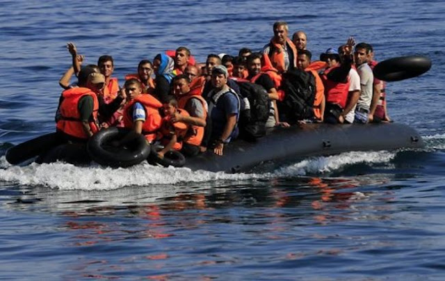 Handelsblatt: Απειλή νέου προσφυγικού χάους στο Αιγαίο