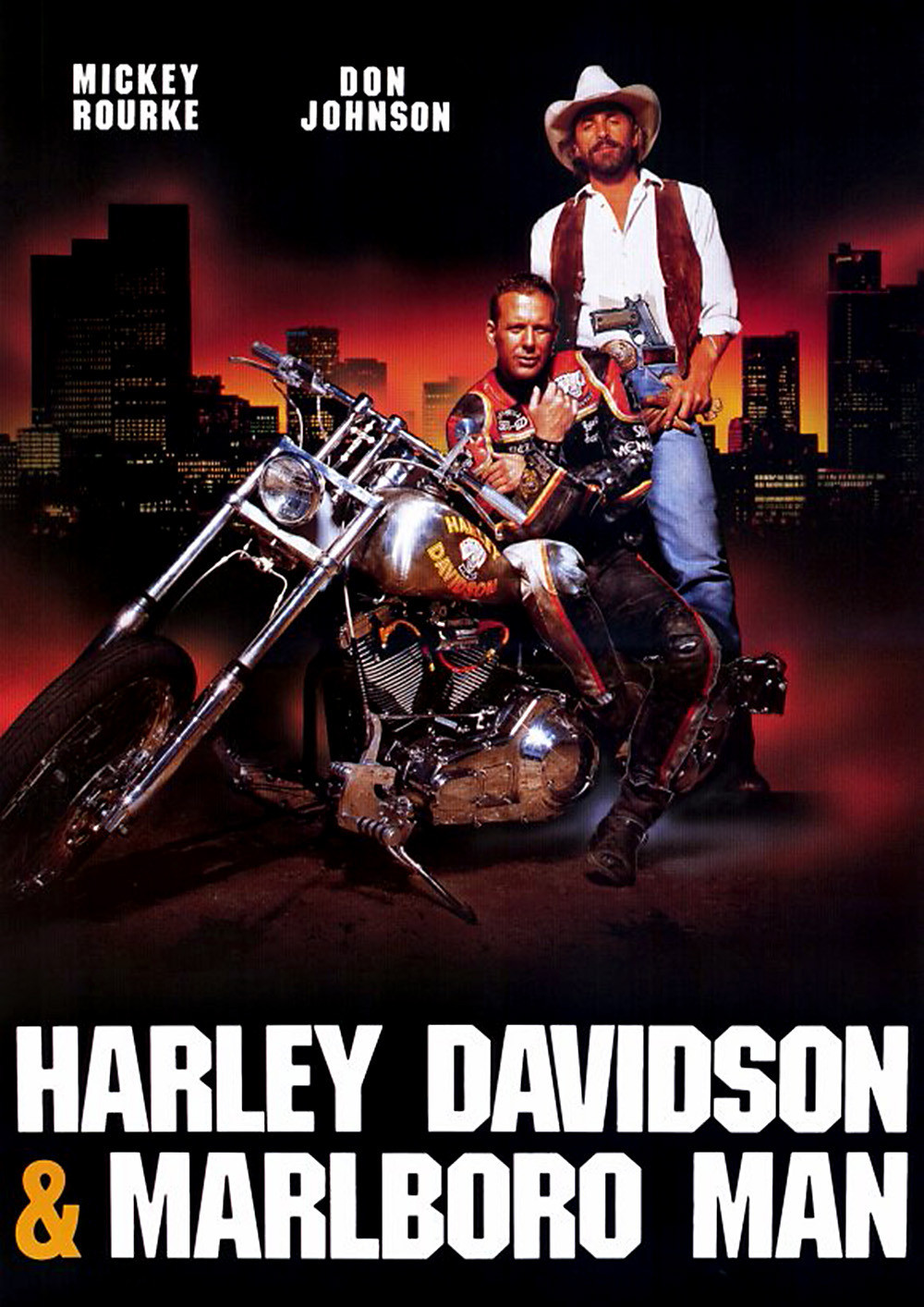 Usages of the idiot box.: Harley Davidson and the Marlboro ...