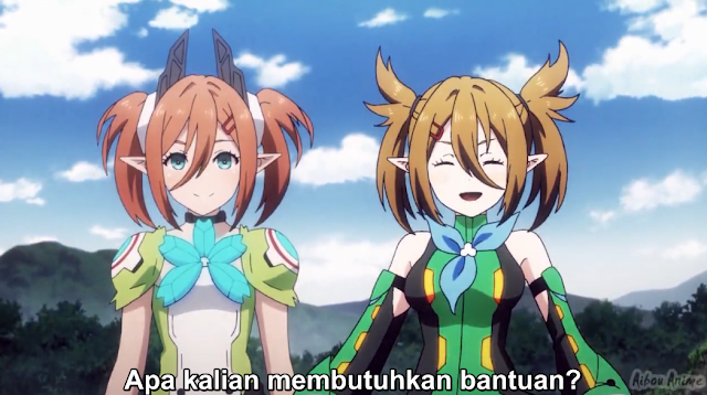 Phantasy Star Online 2 - Episode Oracle 02 Subtitle Indonesia