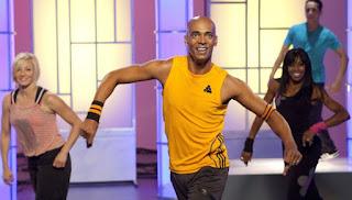 Picture of Gayle Godfrey's Son Jr dancing