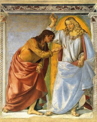 Jesus og den tvivlende Thomas