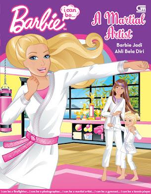 Barbie jadi ahli bela diri