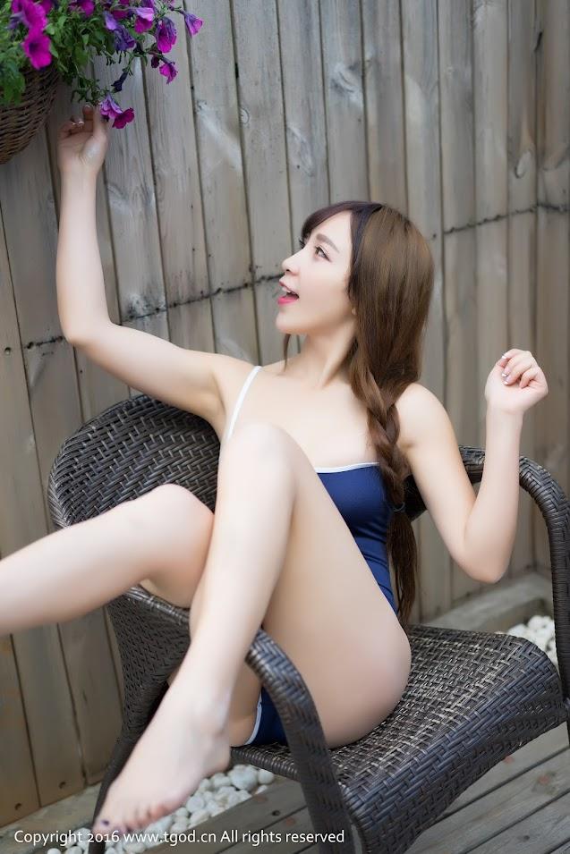 TGOD推女神 NO145 2016.05.22 歆小兔chobits 大理旅拍 第一刊Real Street Angels