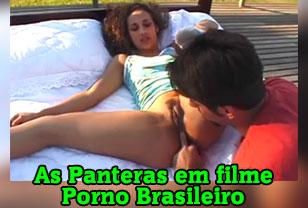 As panteras fudendo em video porno de sexo