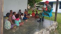 TNI : Dicintai Rakyat dan Anak-Anak