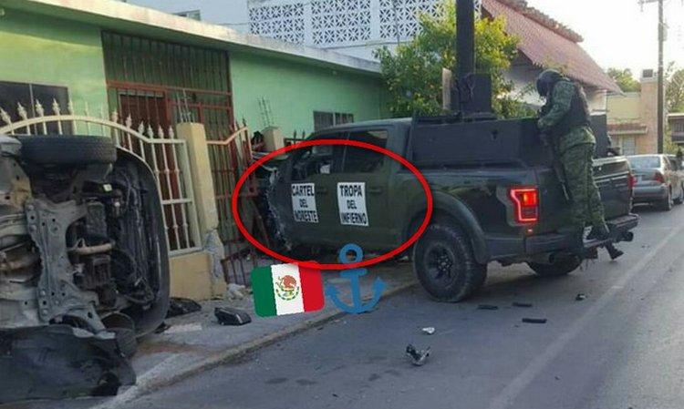 """Sicarios de """"Tropa del infierno"""" celula del CDN para """"emboscar"""" militares fueron abatidos por SEDENA tras ser atacados en Tamaulipas"""