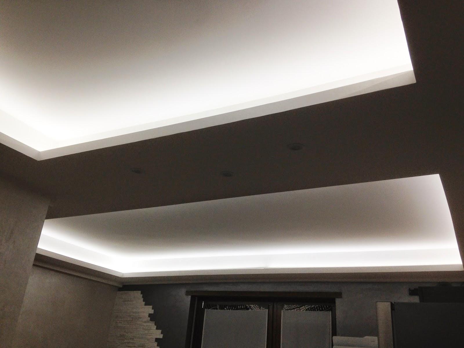 Illuminare casa con strisce led finest best faretti led for Led per interni casa