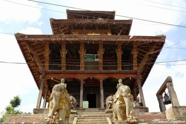 Kirtipur, Tempio di Uma Maheshwar