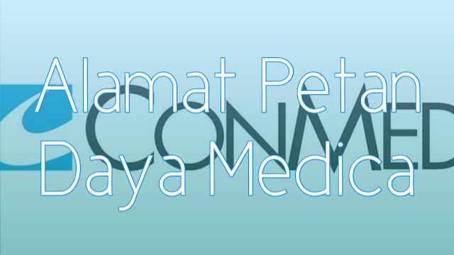 Alamat dan Nomer Telepone PT Petan Daya Medica (ConMed Indonesia)