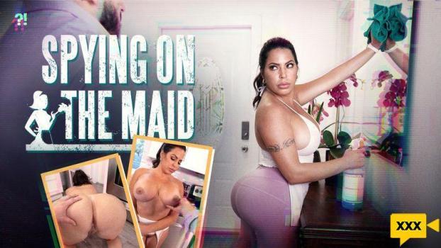 [18+] Adult Time – Julianna Vega: Spying On The Maid (2020) FULLHD 790MB