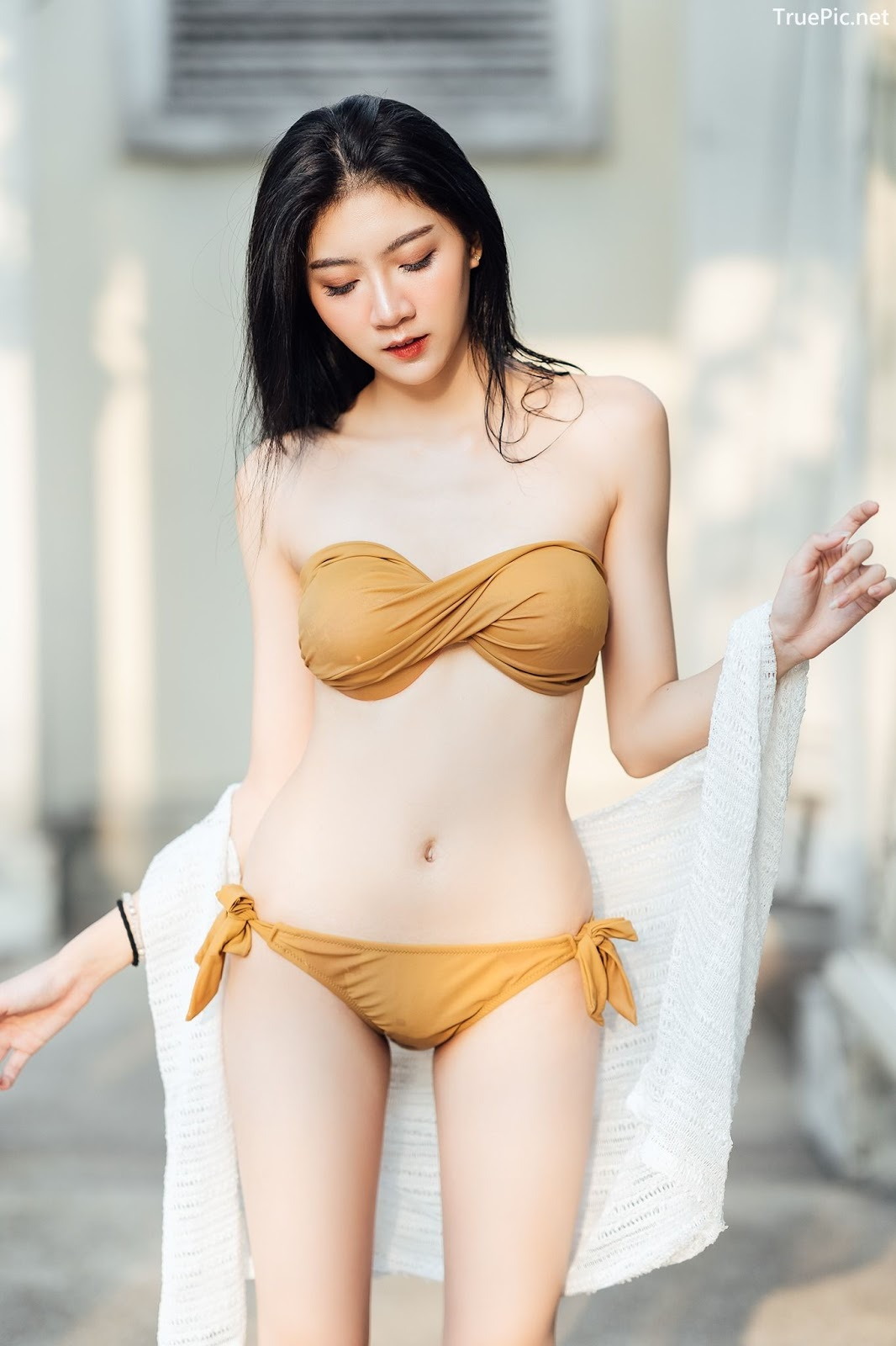 Image Thailand Model - Sasi Ngiunwan - Let's Summer Chilling - TruePic.net - Picture-7