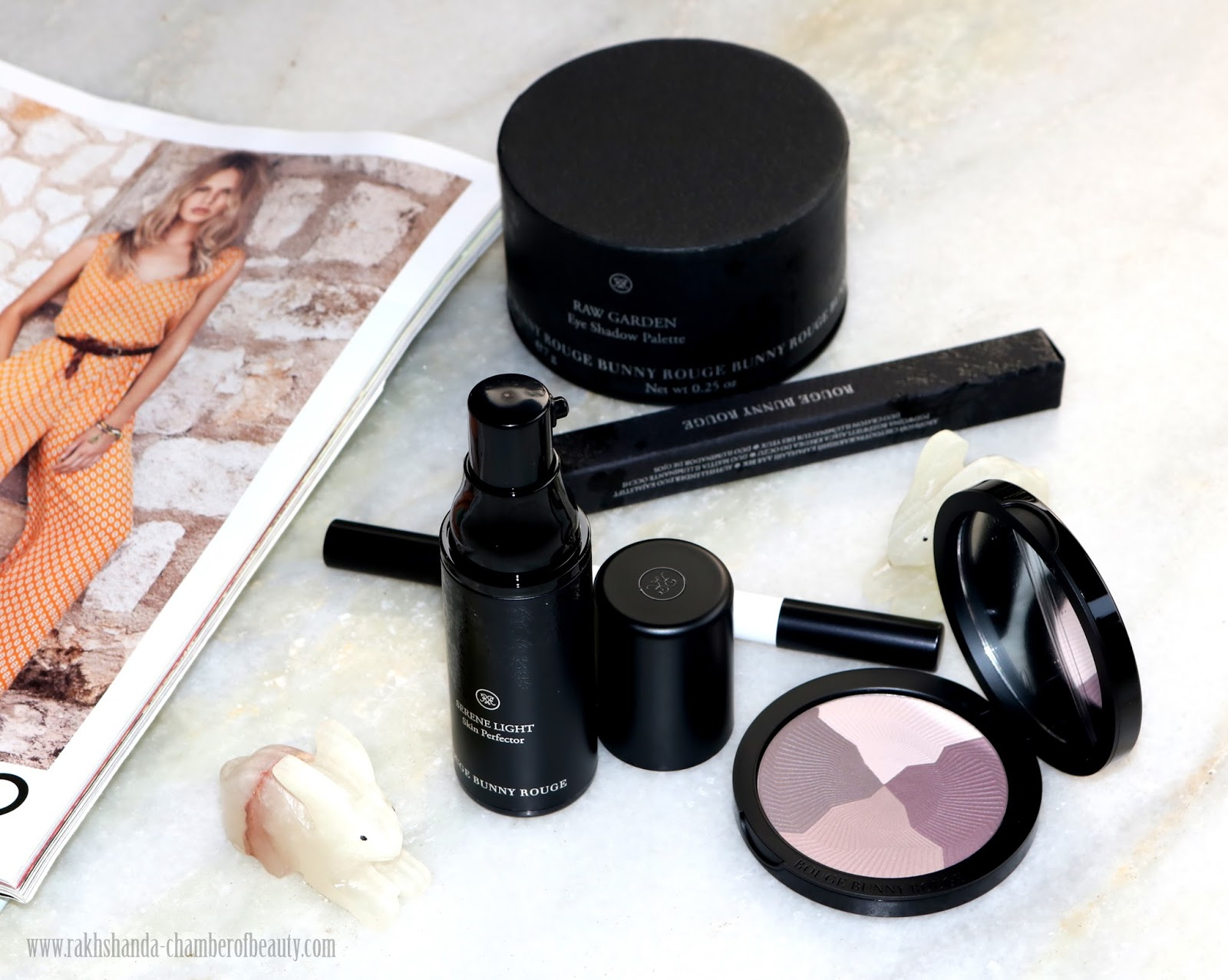 Rouge Bunny Rouge Spring 2016 Makeup Products - Preview