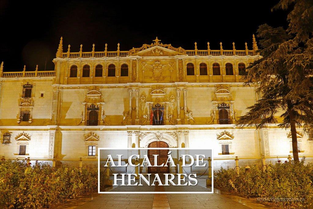 Alcalá de Henares y sus 10 visitas imprescindibles