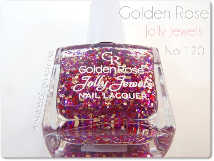 golden rose-oje-jolly-jewels