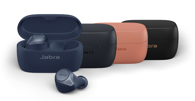 Jabra Launches the Elite Active 75t: True Wireless Earbuds Engineered For Active Lifestyles