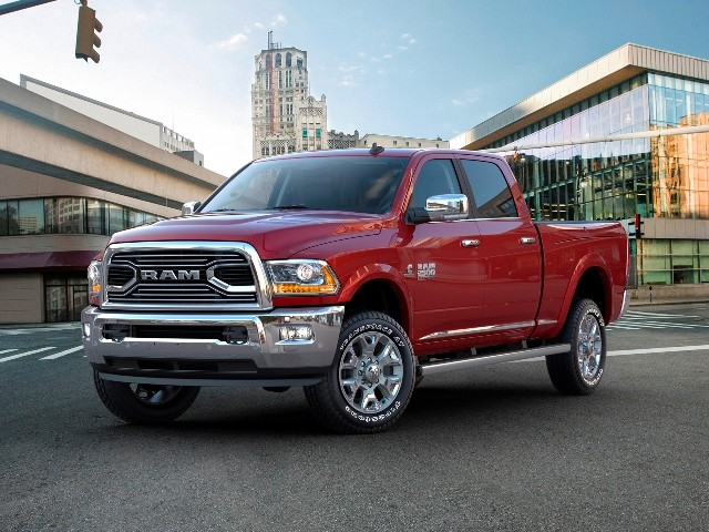 2017 Ram Truck lineup and diesel motor choices
