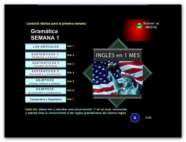 Cap3 - Aprende Ingles en Solo un Mes [Curso Interactivo]