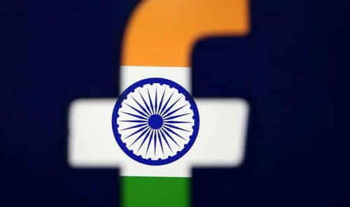 Facebook is blocking searches on ResignModi