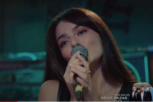 Arıza Dizisi Halide'nin Son Bölüm Söylediği Şarkı