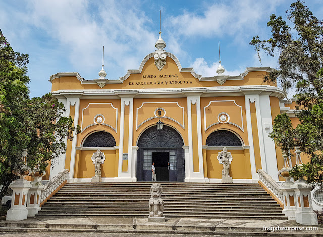 Museu Nacional de Arqueologia e Etnologia da Guatemala