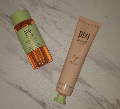 Review: Pixi Glow Tonic and Peel & Polish