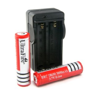 Best Rechargeable Batteries Flashlight: Batteries Flashlight