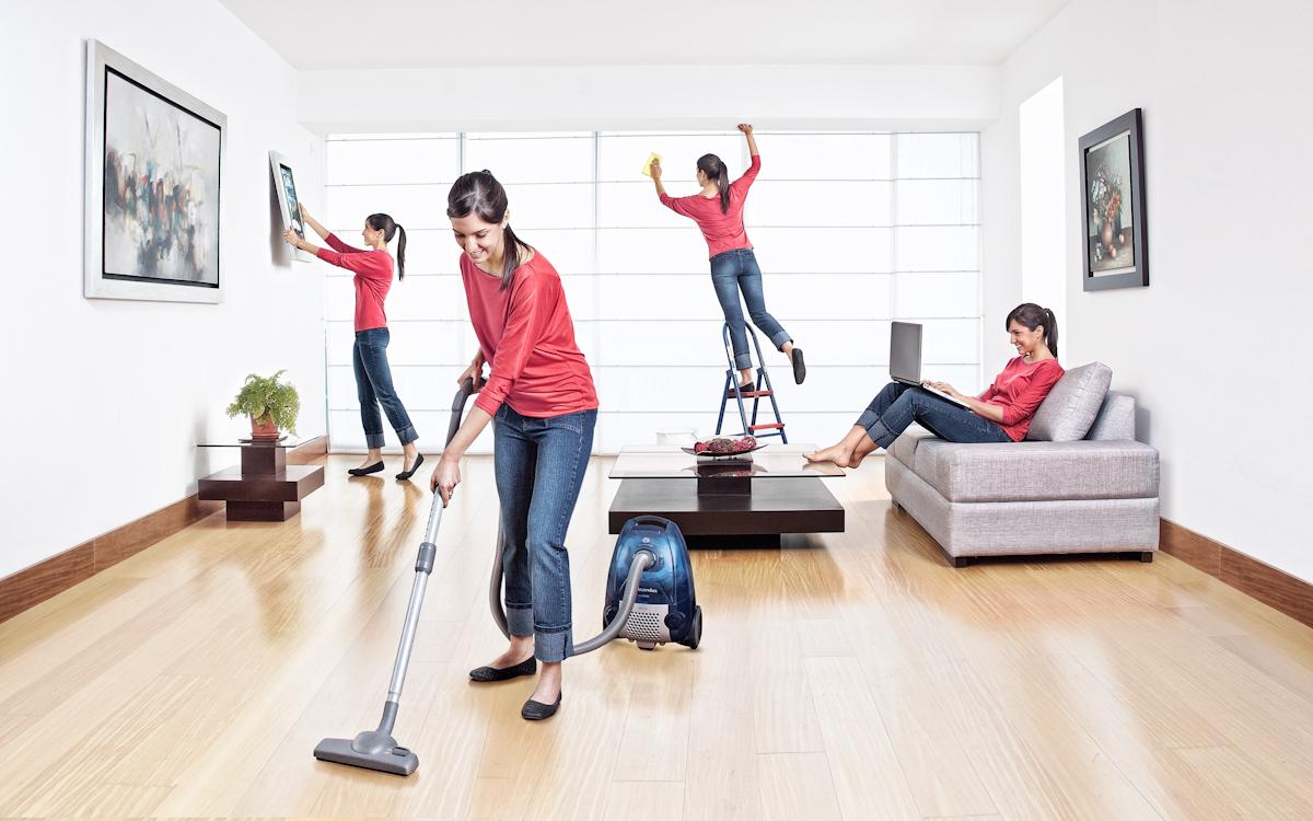 Dan valor económico a las tareas del hogar