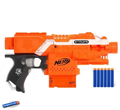 Súng Nerf Bắn Pin N-Strike Elite Stryfe