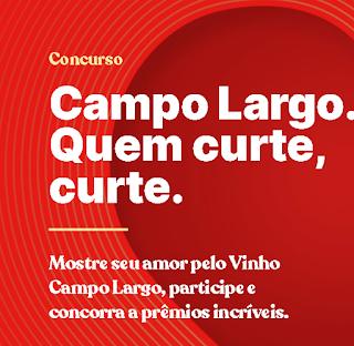 Concurso Cultural Vinho Campo Largo