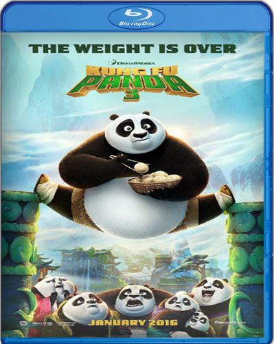 Kung Fu Panda 3 [BD25] [2016] [Latino]