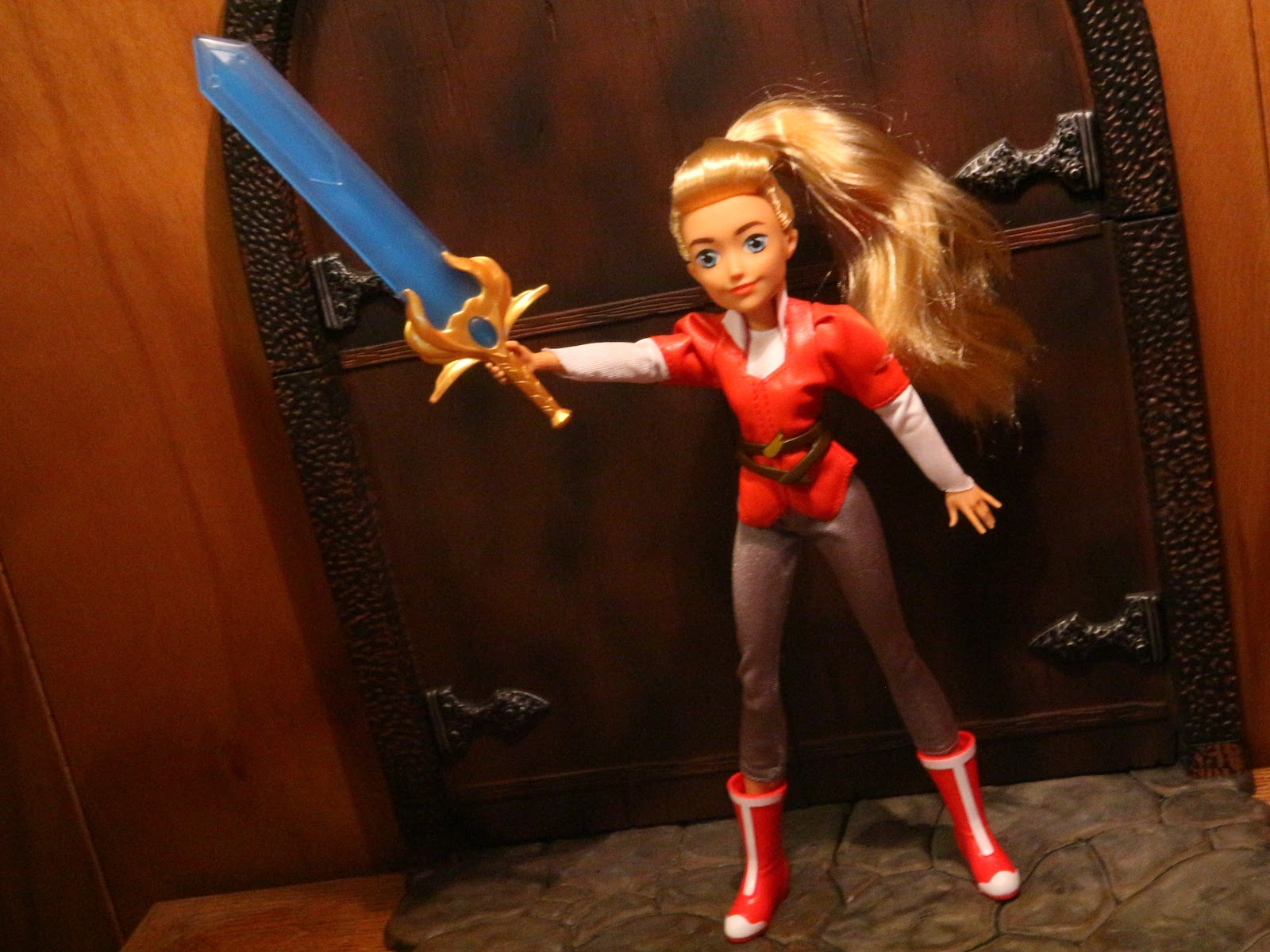 She-Ra and the Princesses of Power Force Captain Adora Doll