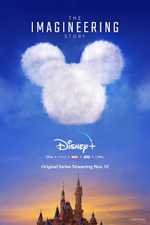 The Imagineering Story Poster Disney+ Original Series