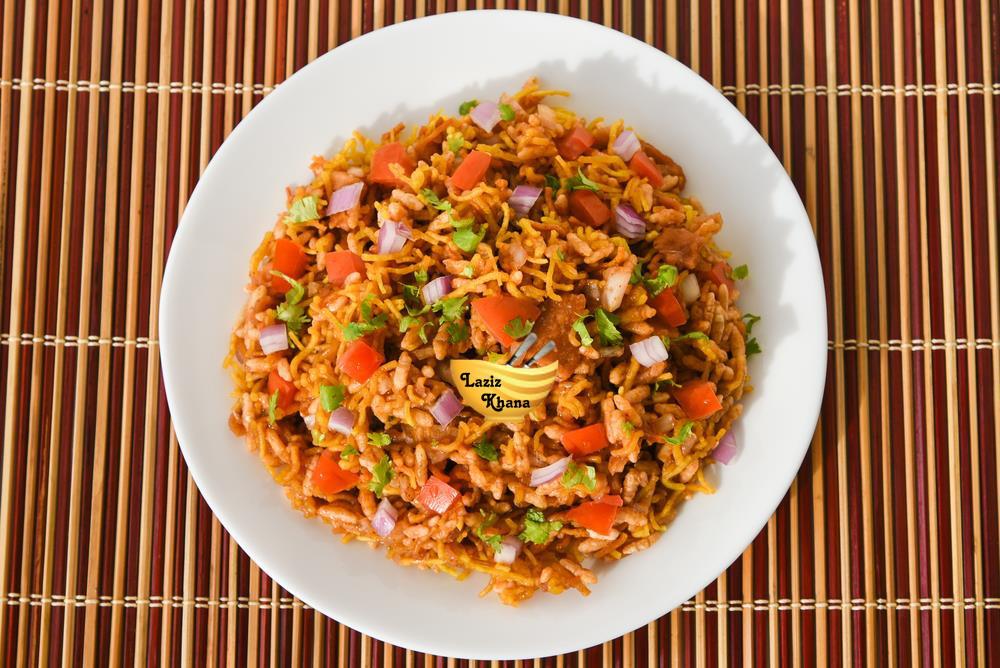 Bhel Puri Recipe in Hindi
