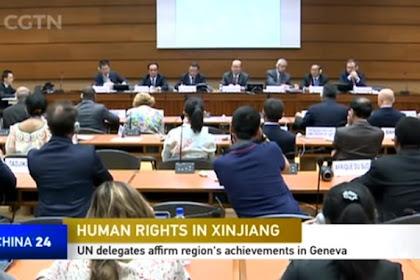 22 Negara Desak Cina Hentikan Pelanggaran Terhadap Muslim Uighur, Tak Ada Nama Indonesia