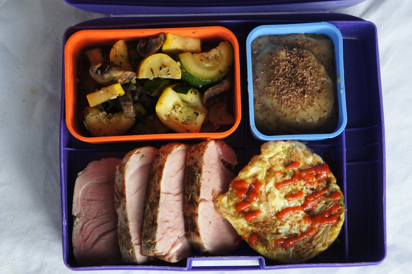 Bento Boxes & Packed Meals