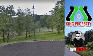 Rp. 8 Jt / M2 Dijual Kavling Sertifikat View Golf Di Bukit Golf Sentul City ( Code : 408 )