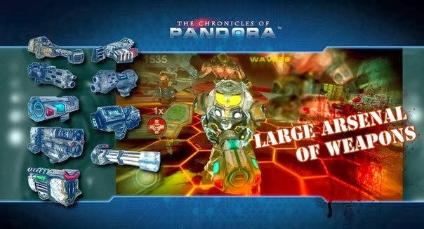 Free Download game The Chronicles Of Pandora android