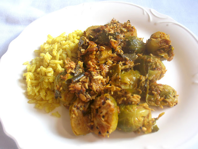 Brussels Sprouts Poryial