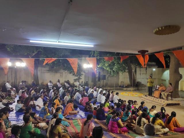 Sangamam of Sangh Families in Chennai Karyalaya