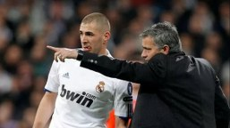 Kane is developing like Real Madrid's Benzema: Mourinho