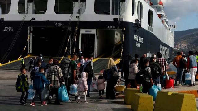ONU: Desplazados en el mundo aumentaron hasta 80 millones en 2019