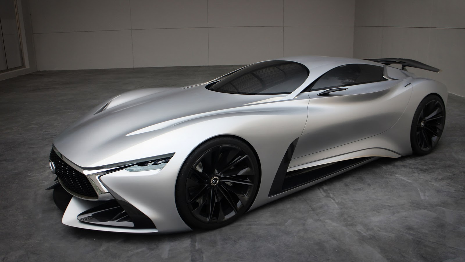 Automotivegeneral 2015 Bmw Vision Gran Turismo Wallpapers