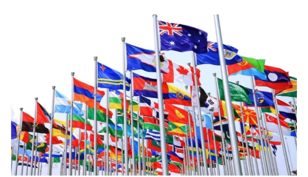 bendera negara di dunia
