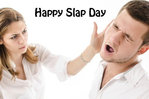 Slap Day Images 2020