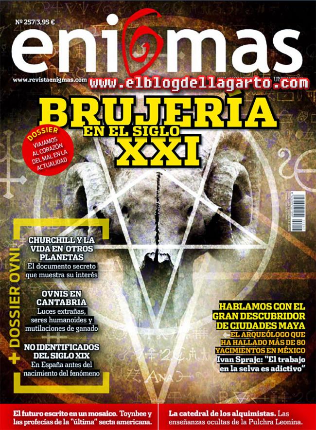 Enigmas España N° 257 Brujeria