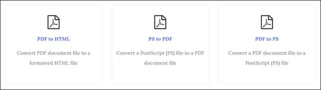 أفضل أداة للتعامل مع ملفات PDF عبر الإنترنت اونلاين بدون برامج Screenshot_6