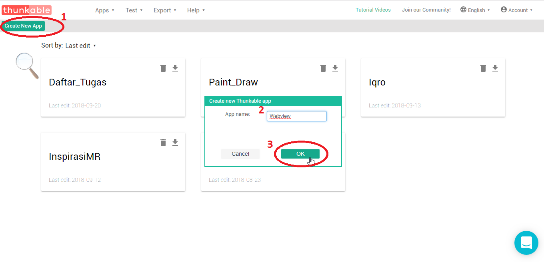 Cara Membuat Aplikasi Webview Android Plus Pasang Iklan