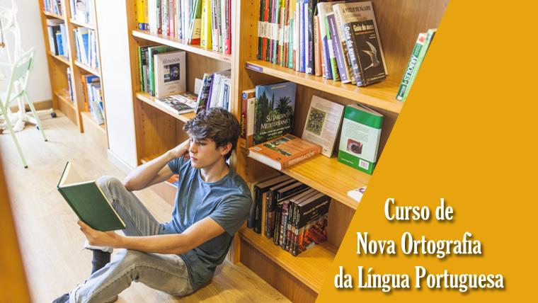Curso sobre a Nova Ortografia da Língua Portuguesa online e gratuito